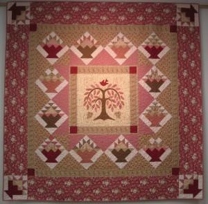 2009 Shop Hop Quilt