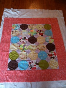 Kathy's baby quilt