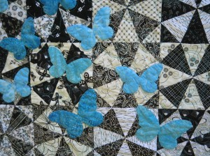 "Detail, ""Blue Butterfly Day"""
