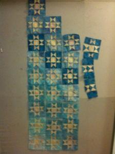 Batik Ohio Star