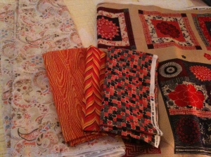 Fabric from QQ