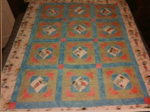 Kathy's Quilt, 2005