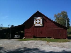 """Crown of Thorns,"" Bailey Farm, Kingsport, TN"