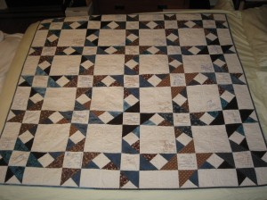 Full A&M quilt