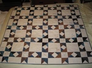 Full A&M quilt