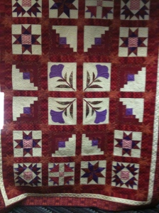 Debby's quilt