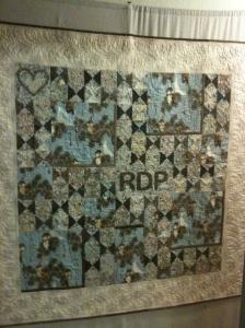 """Ronan's Quilt, 52"""" x 52"""""""