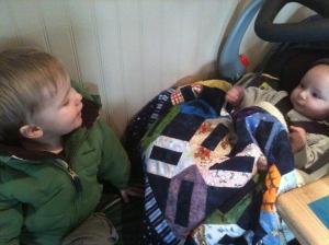 Ronan and Alexander