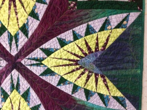 """Detail, """"Aurora Borealis"""""""