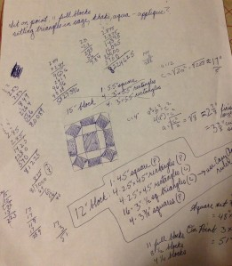 quilt notes